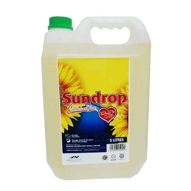 BGJJR - Sundrop 5ltr