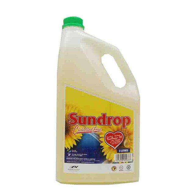 BGJJR - Sundrop 3ltr