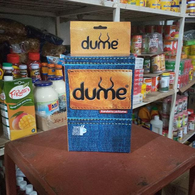 BGJR - Dume Condom