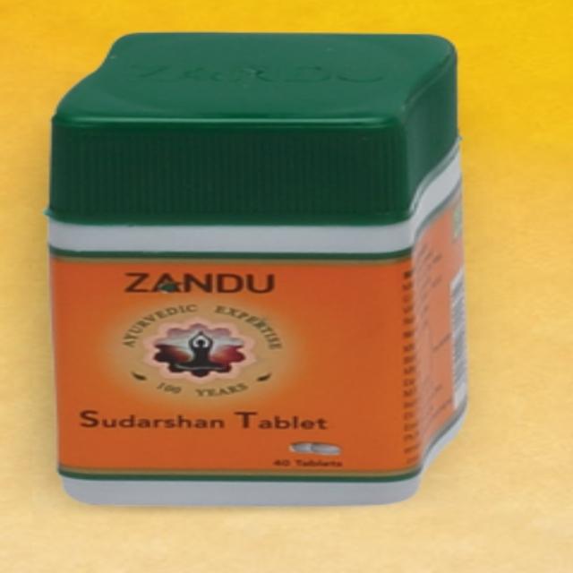 Zandu Sudarshan