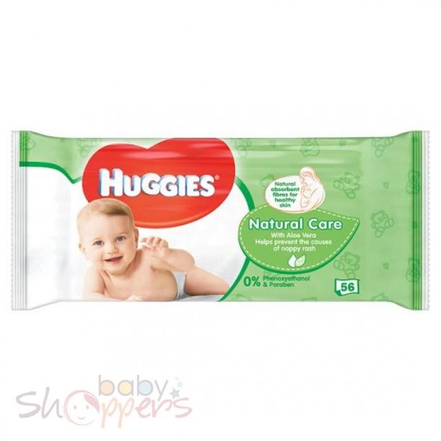 SKUVI - Hugies natural care (with alovera) 56pcs