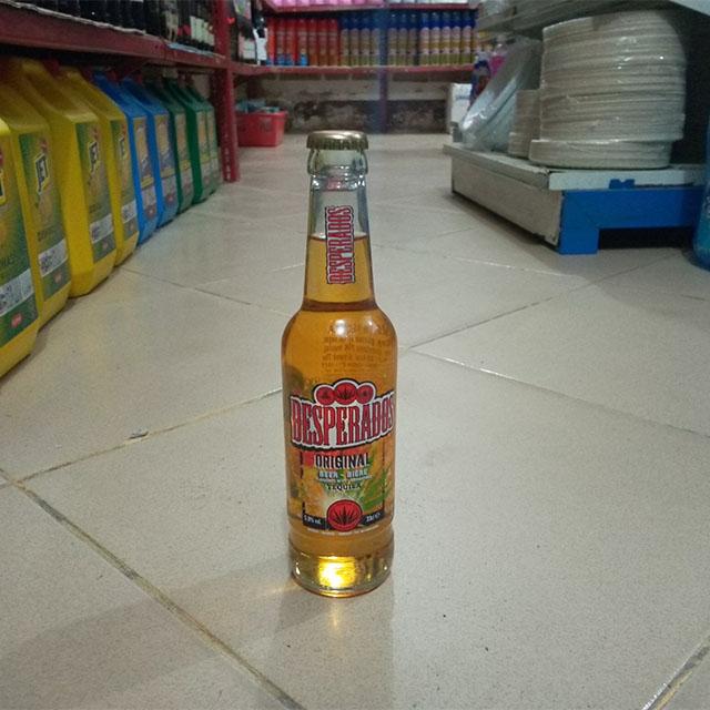 SKUVI - Desperados (tequila)