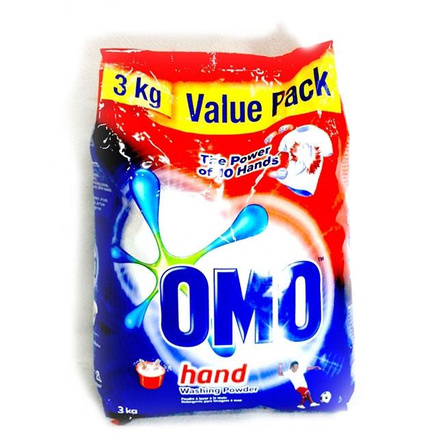 BGJR - Omo 3kg