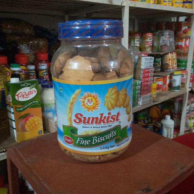 BGJR - Cookies SunKist