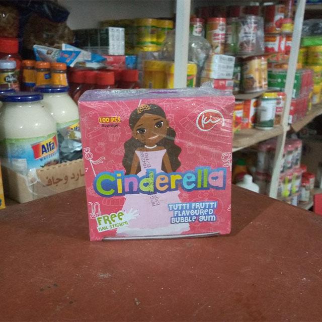 BGJR - Cinderella bubble gum