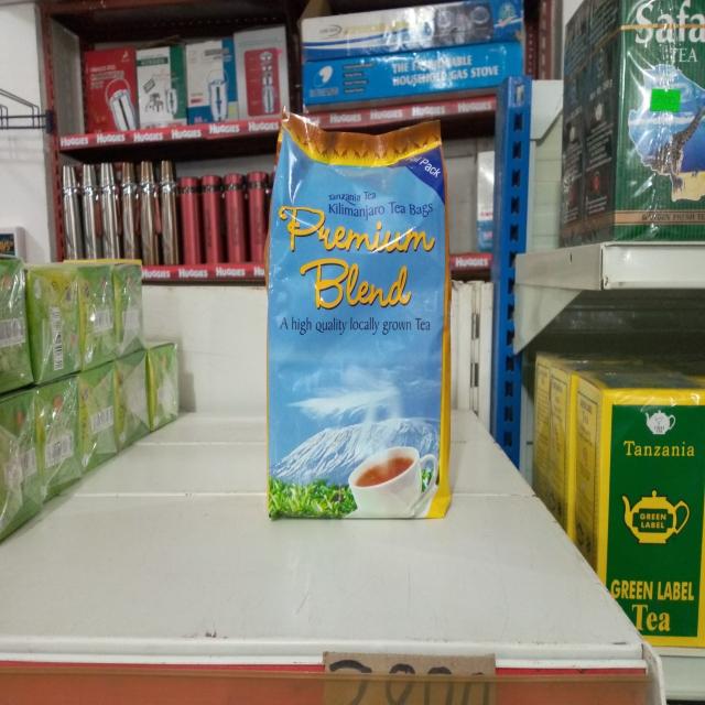 SKUVI - Kilimanjaro Tea Bag 100 tea bags