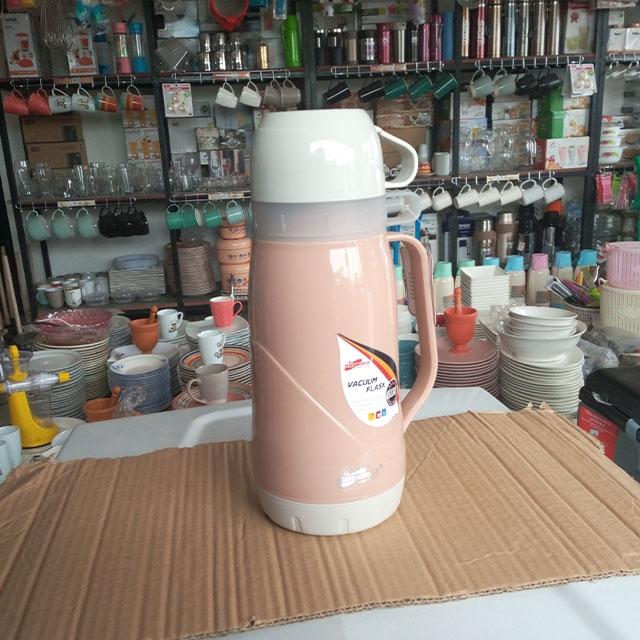 DeMo - Pink Vaccum flask