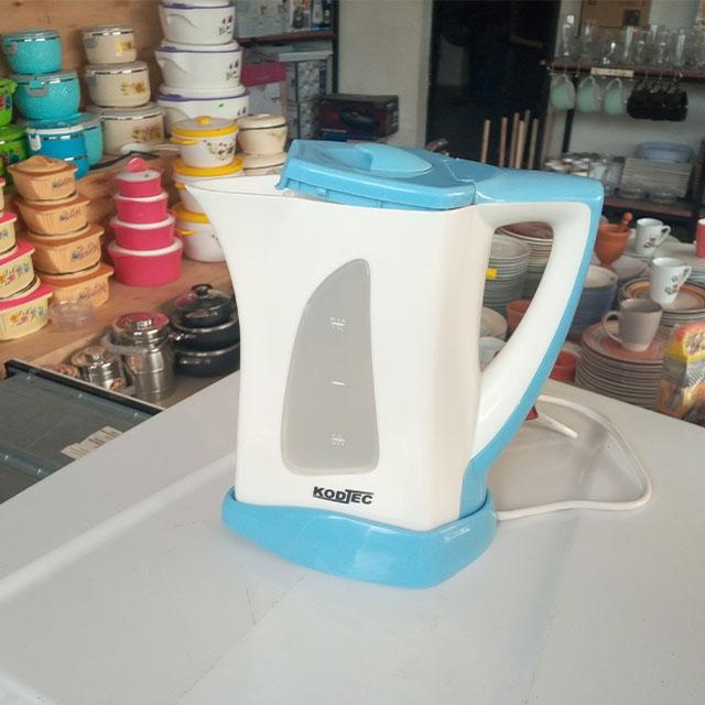 DeMo - KodTec Water Heater