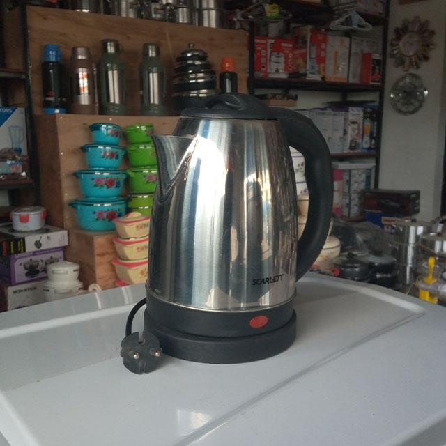 DeMo - Scarlet Water Heater