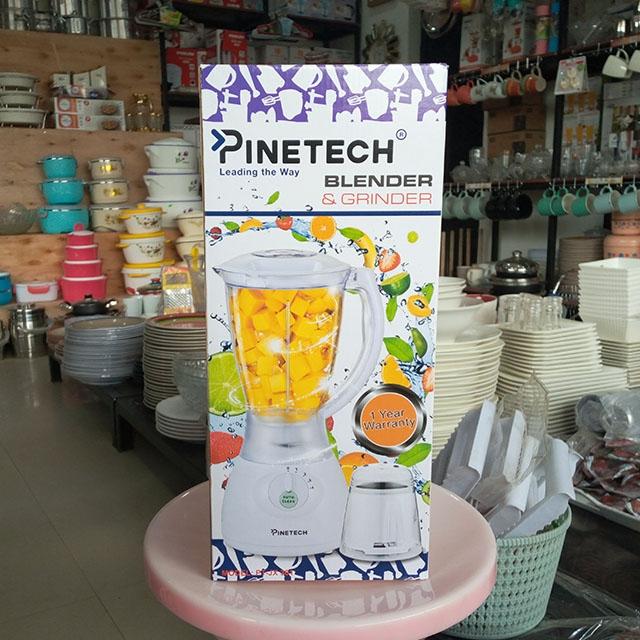 DeMo - Pinetech Blender & Grinder