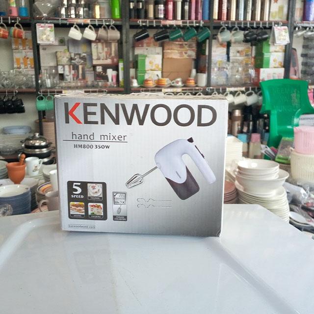 DeMo - Kenwood Hand Mixer Machine
