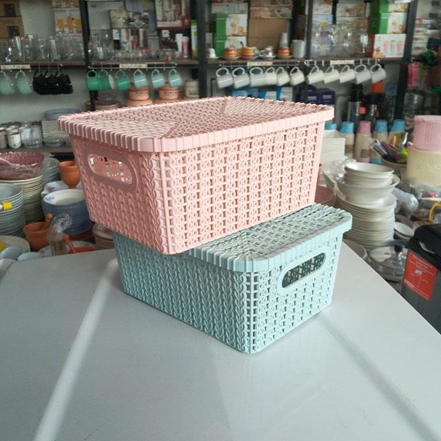 DeMo - Plastic cloth bin