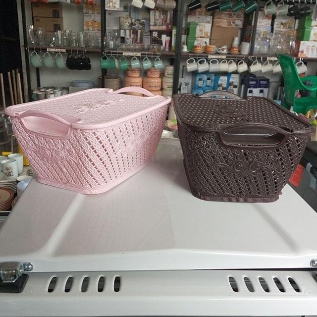 DeMo - Plastic medium cloth bin
