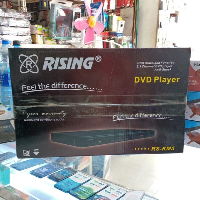 DeMo - Rising DVD Player RS-KM3