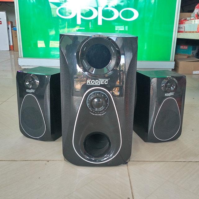 DeMo - KODTEC music system