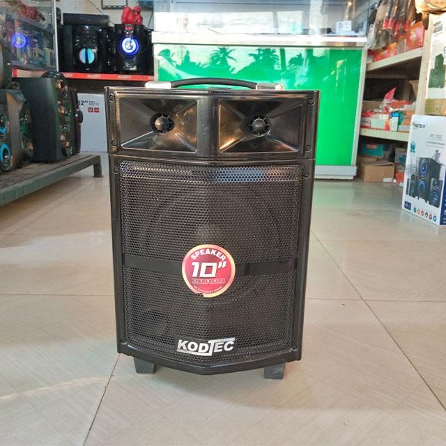 DeMo - KODTEC Speaker