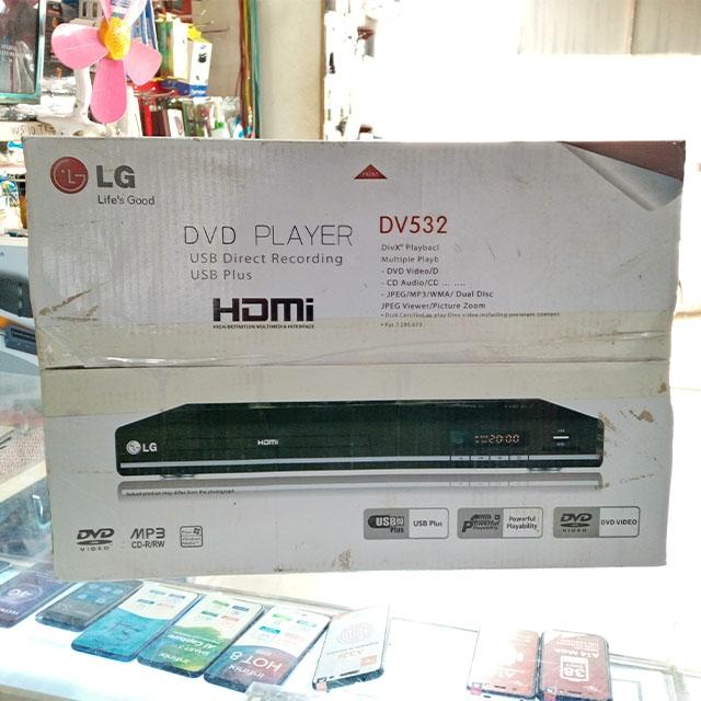DeMo - LG DVD player