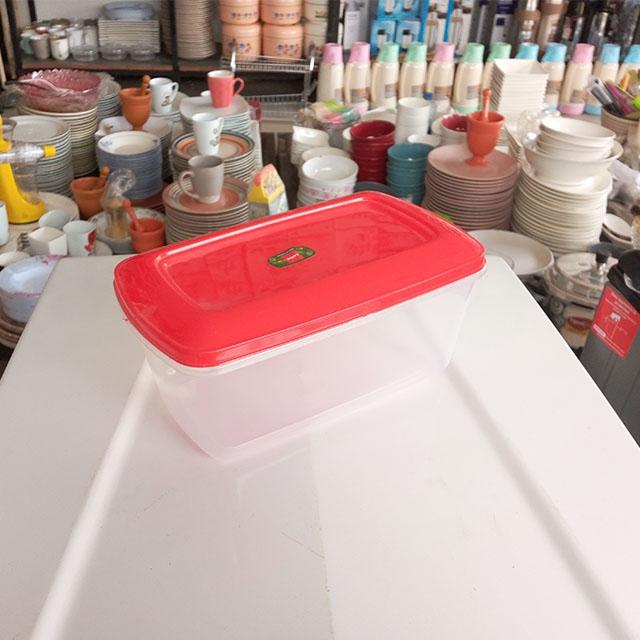 DeMo - Colourless Big Cello Plastic container