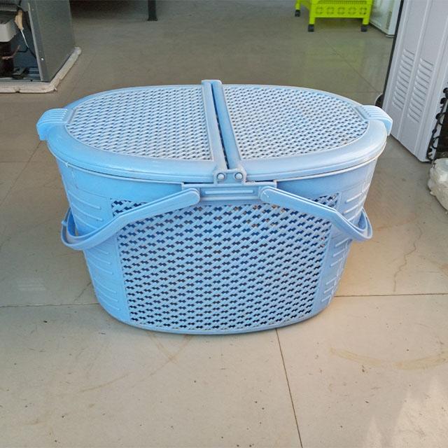 DeMo - Plastic big laundry basket