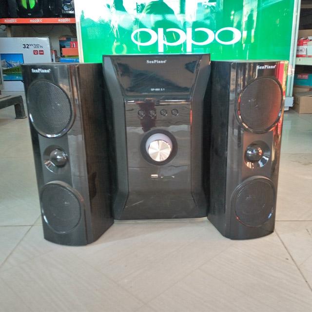 DeMo - seaPiano 2 speaker Music system