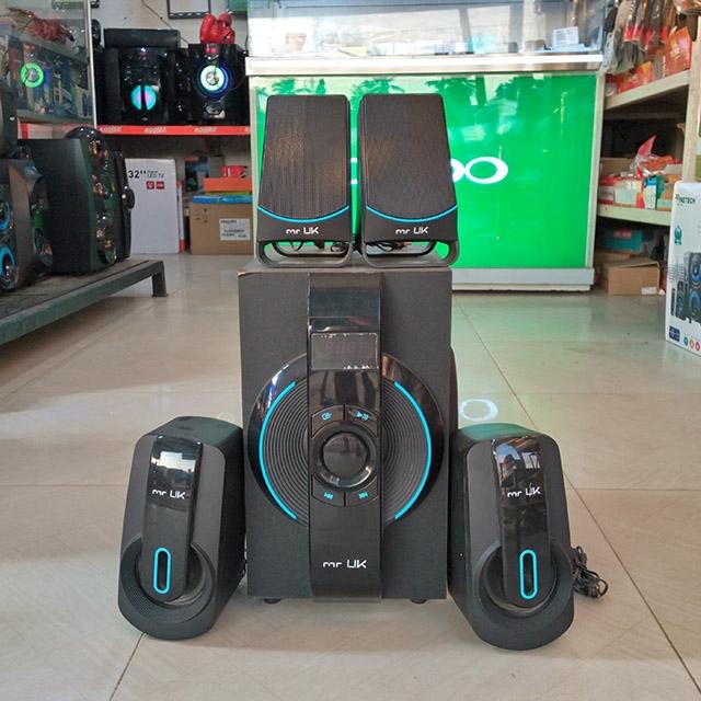 DeMo - mrUK 4 speaker Music system