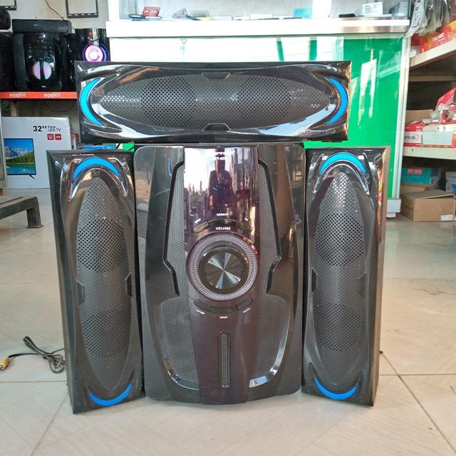 DeMo - KIPTECH 3 long speaker Music system