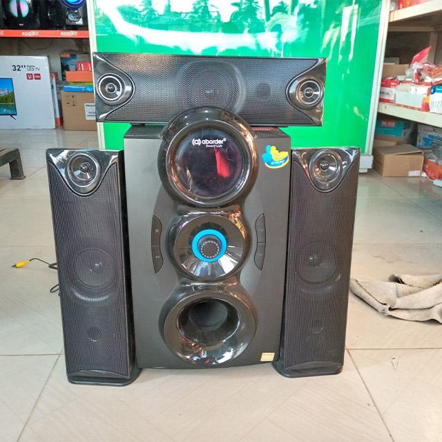 DeMo - aborder 3 long speaker Music system
