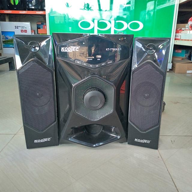 DeMo - KODTEC Music System(KT-7700)