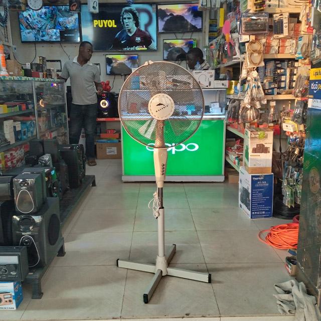DeMo - Dophin Standing fan