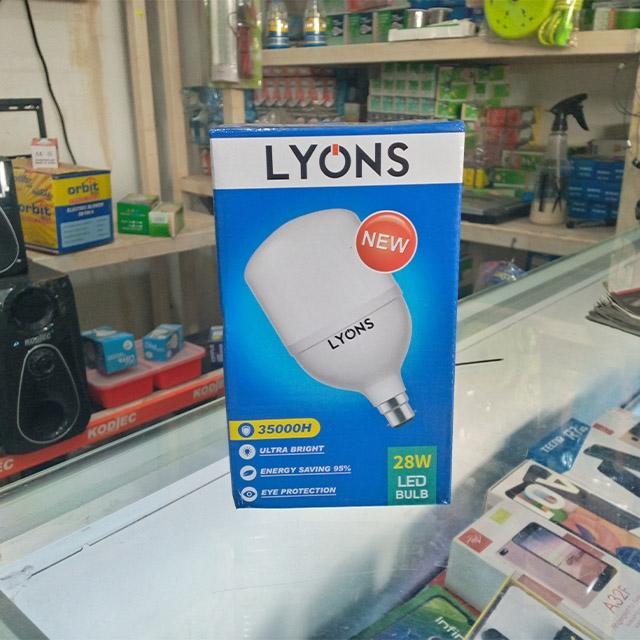 DeMo - LYONS 28W LED  pin bulb
