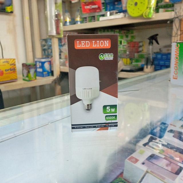 DeMo - LION 5W LED  round bulb