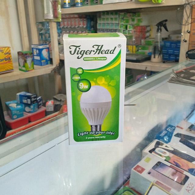 DeMo - TigerHead 9W round bulb