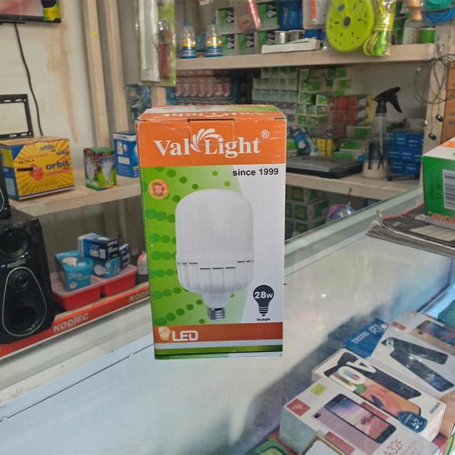 DeMo - Val Light 28W LED round bulb