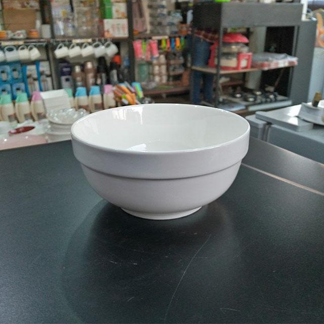 DeMo - white bowl