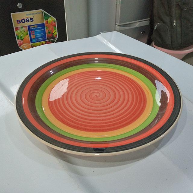 DeMo - Dinner plate