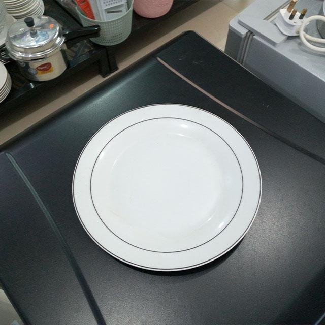 DeMo -Enamel plate