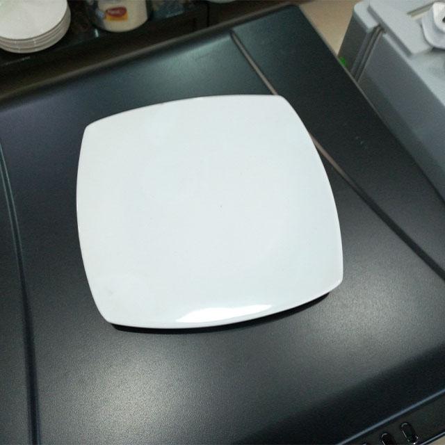 DeMo - Square plate