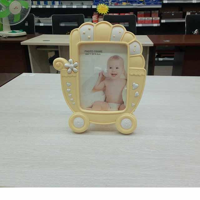 Wanlong - Yellow baby Photo Frame