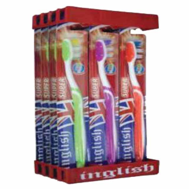 Ranzo Capital-Inglish Tooth Brush