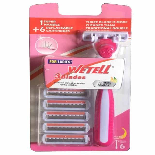 Ranzo Capital-Wetel shaving tool Single Blade