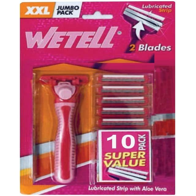 Ranzo Capital-Wetell shaving tool 10pcs