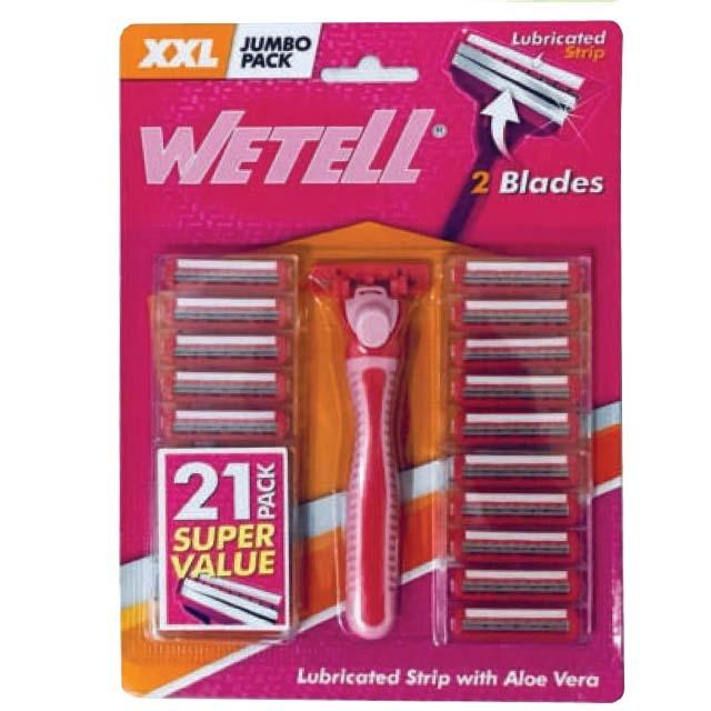 Ranzo Capital-Wetell shaving tool 21pcs