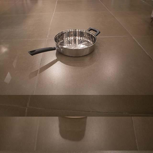 Little more cooking frampan(steel &heavy)