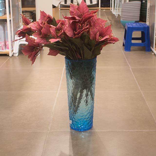 Little more glass flower vessels