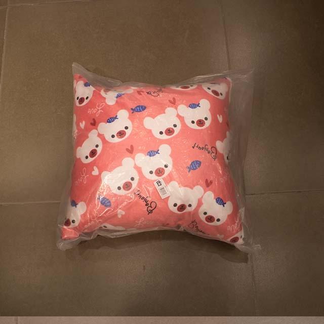 Little more pillows
