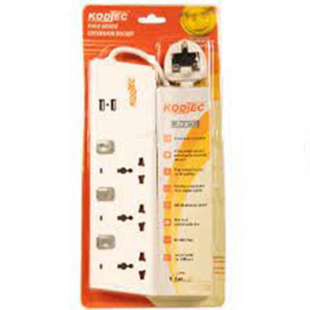 kodtec extension socket