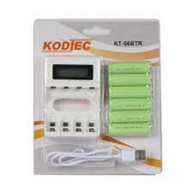 kodtec  wireless mic charger battery